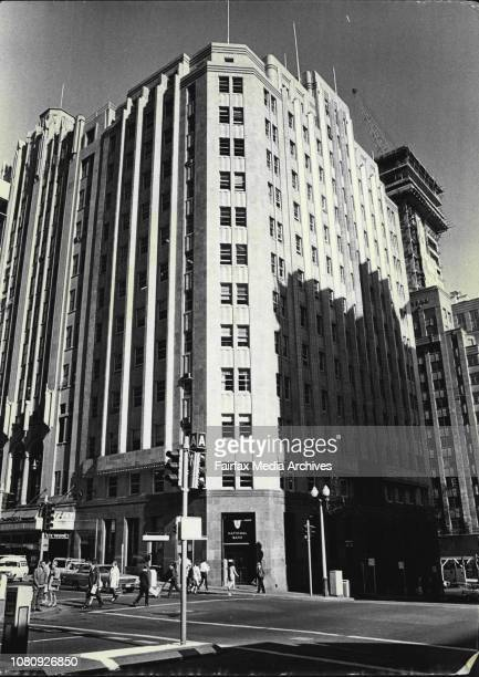 The APA Building at the corner of Martin Place and Elizabeth Street City in which the NSW Consumer Affairs Bureau which opened today The office is...