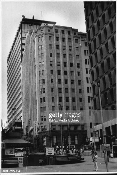 The APA Building in Martin Place May 07 1987