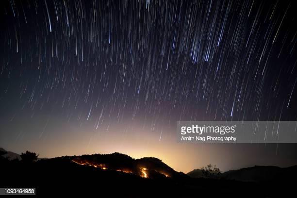 the apocalypse - stella cometa foto e immagini stock