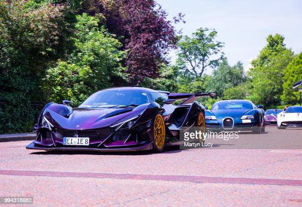 The Apollo IE The newest hypercar on the scene IE which stands for Intensa Emozione translates to 'intense emotion' This is Apollo's first produced...