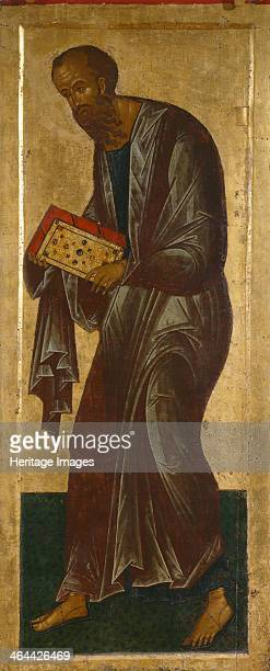 The Apostle Paul 1497 Found in the collection of the State Openair Museum KirilloBelozersky Monastery