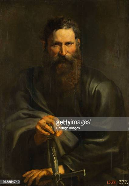 The Apostle Paul c 1615 Found in the collection of State Hermitage St Petersburg