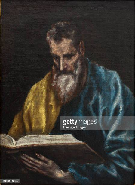 The Apostle Simon 16081614 Private CollectionFine Art Images/Heritage Images/Getty Images