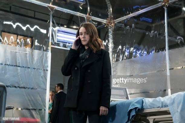 THE BLACKLIST The Apothecary Episode 415 Pictured Megan Boone as Elizabeth Keen
