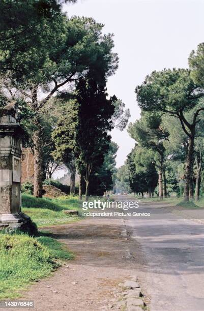 The Appian Way Rome Italy
