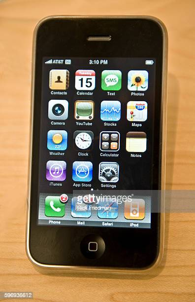 The Apple iPhone 3G in Boston Introduced simultaneously in 21 countries including the US on July 14 the company has set a goal of selling 10 million...