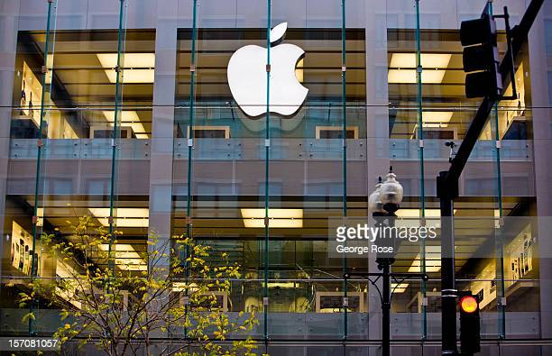478fc4d29 The Apple Store on Boylston Street on November 4 2012 in Boston  Massachusetts Despite a global