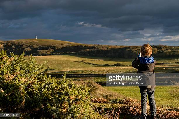the apprentice photographer - s0ulsurfing stock pictures, royalty-free photos & images
