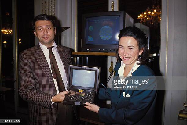 The Approved On Nuclear Minitel On March 3Rd 1987 In ParisFrance