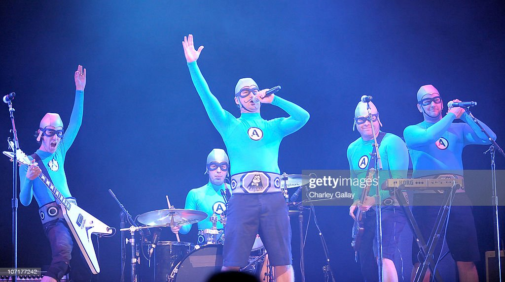 My Kia Performance >> The Aquabats Perform At Yo Gabba Gabba Kia Presents Yo