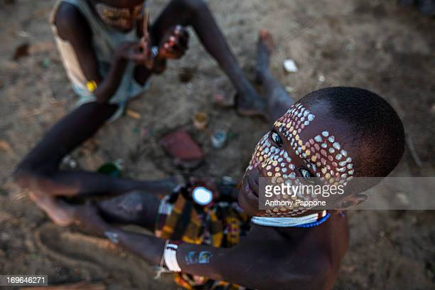 CONTENT] The Arbore tribe is a small tribe that lives in the southwest region of the Omo Valley Arbore people are pastoralists The women of the tribe...