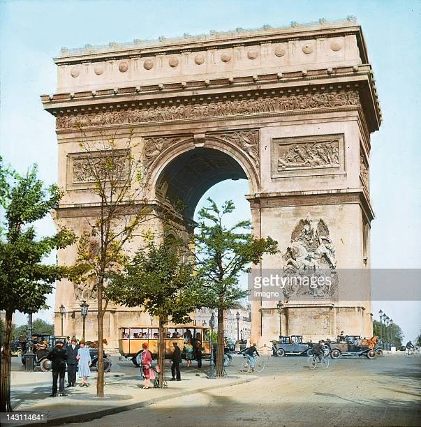 The Arc de Triomphe is a historical monument on the Place CharlesdeGaulle It's one of the most popular sights of Paris Under it there ist the Tomb of...