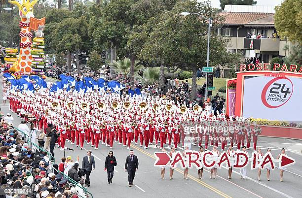 the pursuit of excellence in the arcadia high school Above: the 2017 pursuit of excellence festival culminated with an exhibition performance by the marshall high school marching band top right: a trumpet player from lincoln high school in sioux.