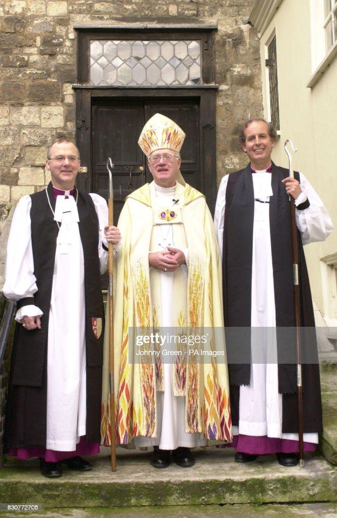 Bishop of Shrewsbury : News Photo
