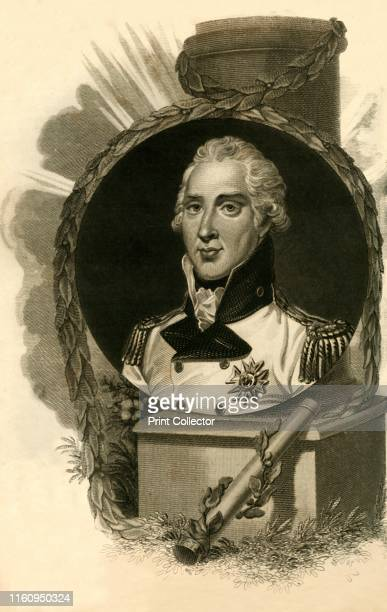 The Archduke Charles of Austria' 1816 Archduke Charles Duke of Teschen Austrian fieldmarshal considered one of Napoleon's most formidable opponents...