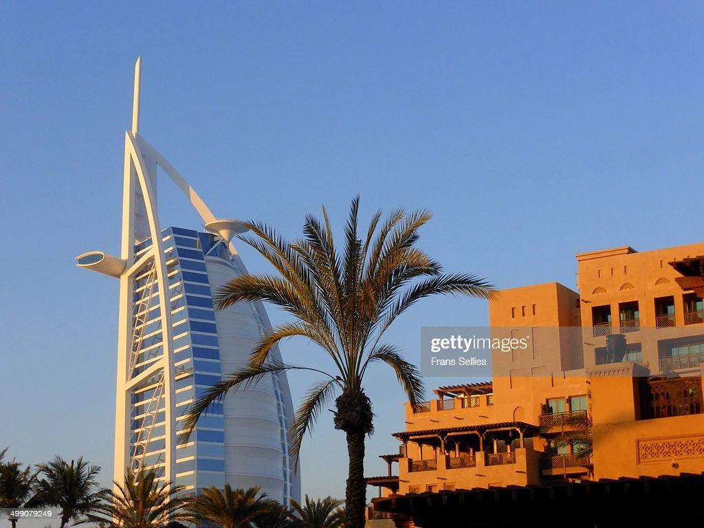 Icon of Dubai - Burj al Arab : Nieuwsfoto's