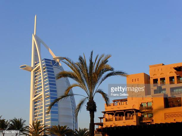 """The architect of the Burj al Arab said : """"The client wanted a building that would become an iconic or symbolic statement for Dubai; this is very..."""