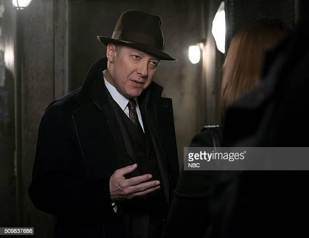 THE BLACKLIST 'The Archivist' Episode 316 Pictured James Spader as Red Reddington