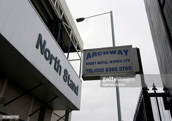 The Archway Sheet Metal Works Which Is The Only Business