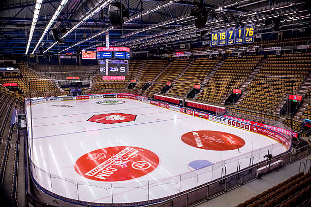 SWE: HV71 Jonkoping v Sparta Prague - Champions Hockey League