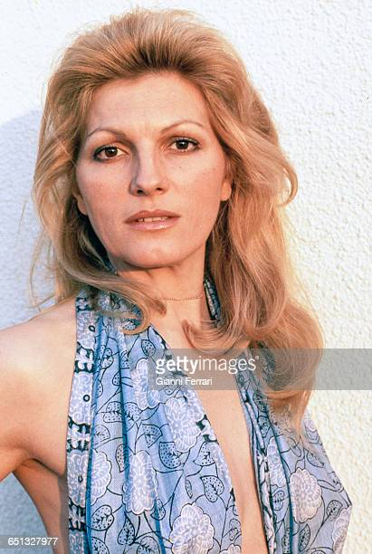 The Argentina actress Rossana Yanni Madrid Spain