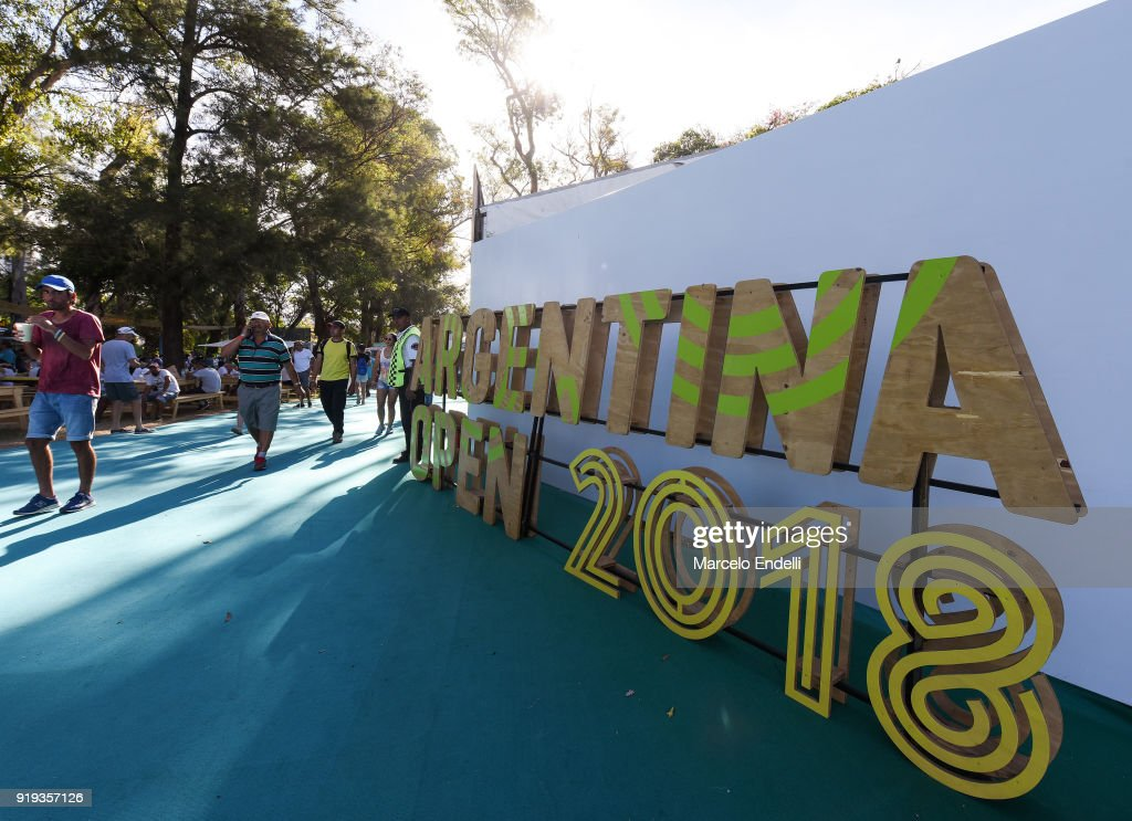 ATP Argentina Open - Day 4 : News Photo