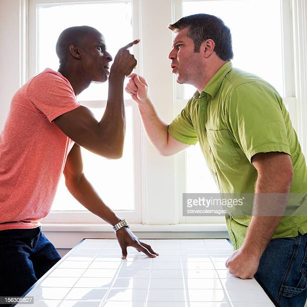 the argument - fighting stock pictures, royalty-free photos & images