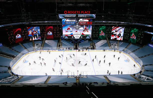 CAN: Colorado Avalanche v Arizona Coyotes - Game Three