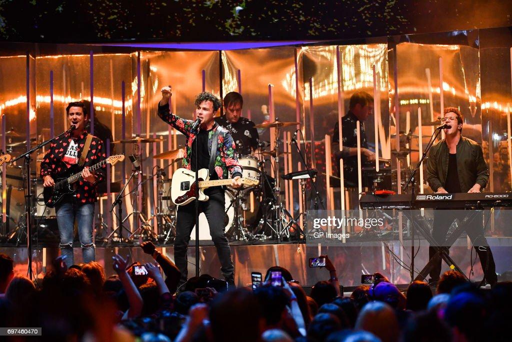 2017 iHeartRadio MuchMusic Video Awards - Show : News Photo