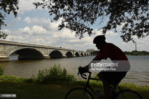 The Arlington Memorial Bridge is seen on Monday June 01 2015 in Arlington VA Completed in 1932 the bridge has internal corrosion and is need of...