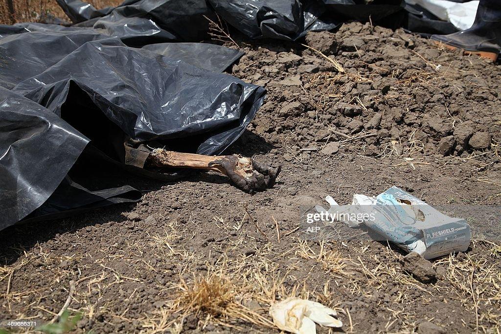 SOUTH SUDAN-UNREST : News Photo