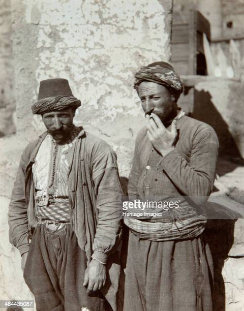 'The Armenians' 1880s Found in the collection of the Russian Museum of Ethnography