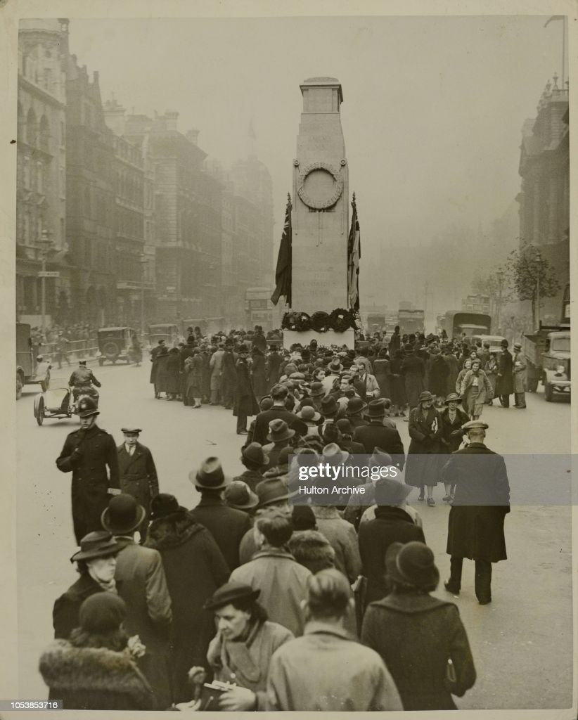 The Armistice : News Photo