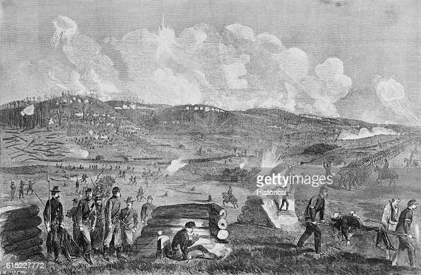 The Army of the CumberlandThe Fourth Corps Under General Gordon Granger Storming Missionary Ridge
