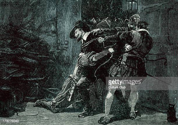 conspirator in the Gunpowder plot 13 April 1570 – 31 January 1606 GF and conspirators aimed to blow up Parliament and King James I in order to...