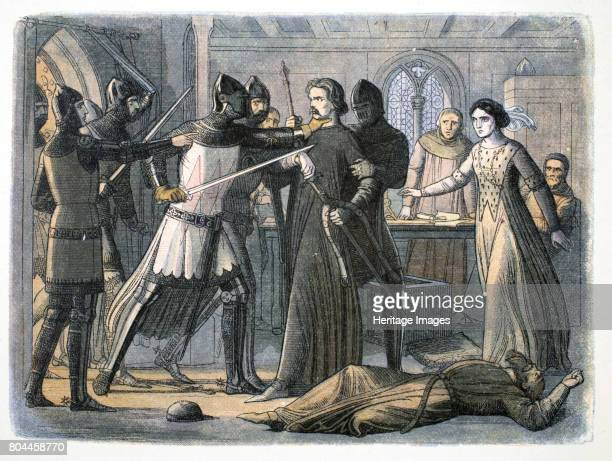 The arrest of Sir Roger Mortimer Nottingham Castle 1330 Roger Mortimer 1st Earl of March and his lover Isabella of France led a successful invasion...