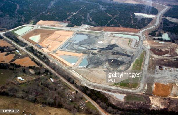 The Arrowhead Landfill in the rural largely minority community of Uniontown Alabama is the dumping site of coal ash carried from the site of a spill...