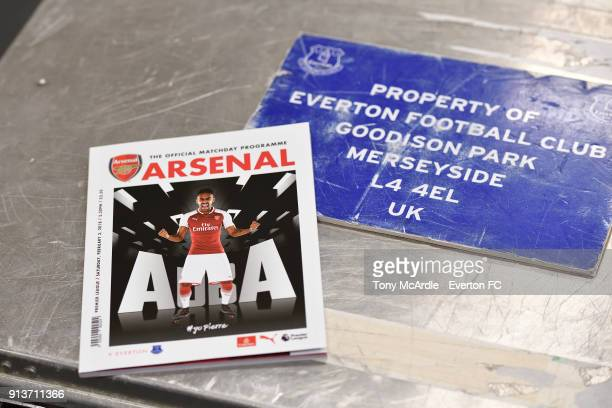Arsenal Programme Pictures and Photos - Getty Images