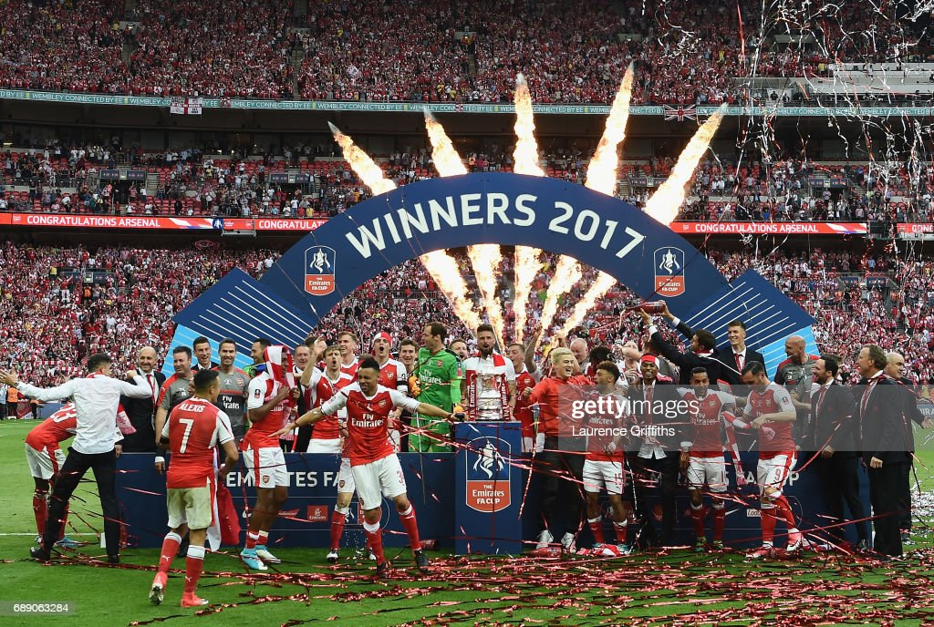 Arsenal v Chelsea - The Emirates FA Cup Final : News Photo