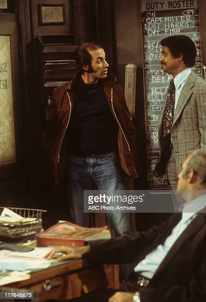 MILLER 'The Arsonist' Airdate October 16 1975 GREGORY