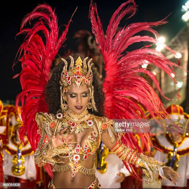 The art and beauty of the Brazilian carnaval