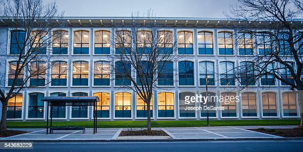 The Art Building at UC Davis Davis California Taken February 11 2015