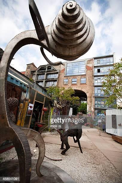 アートハウス Tacheles ベルリン