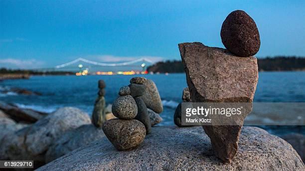 The Art of Balancing Rocks