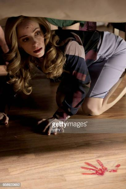 THE MAGICIANS The Art of the Deal Episode 310 Pictured Jaime Ray Newman as Irene