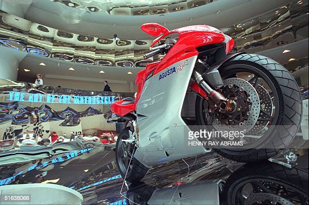 The Art of the Motorcycle an exhibition which explores motorcycles as both cultural icon and design and technical achievement opens at the Guggenheim...