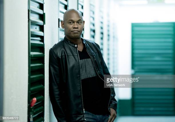 G 'The Art of War' Episode 105 Pictured Bokeem Woodbine as Officer in Charge Daryn Dupree