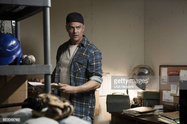 G 'The Art of War' Episode 105 Pictured Josh Duhamel as Detective Greg Kading