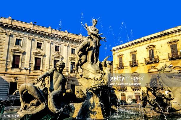 The Artemide Fountain