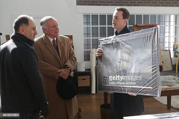'The Artful Dodger' Evidence in an NCIS murder case reveals a rare painting on loan had been swapped for a fake prompting DiNozzo Sr to share his...